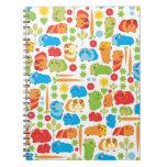 Remiendo brillante del conejillo de Indias Cuadernos