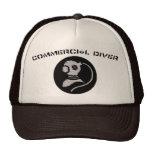 Remiendo comercial del negro del sombrero del remi gorros
