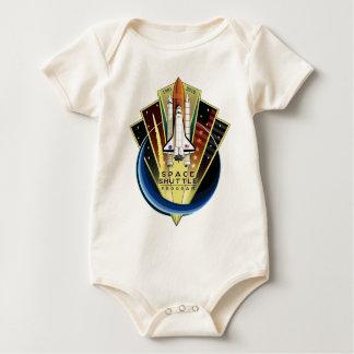 Remiendo conmemorativo del programa del traje de bebé