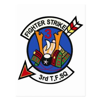 Remiendo de JASDF 3SQ Postales