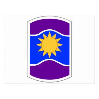 Remiendo de la brigada de 361 asuntos civiles tarjetas postales