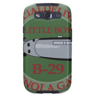 Remiendo de la ENTREGA ESPECIAL 4 del GAY B-29 Samsung Galaxy S3 Coberturas