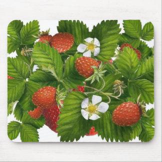 Remiendo de la fresa mousepads