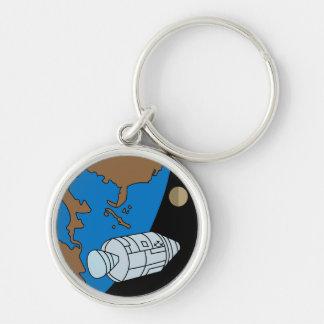 Remiendo de la misión de Apolo 1 Llavero