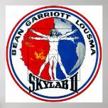 Remiendo de la misión de Skylab 2 Poster