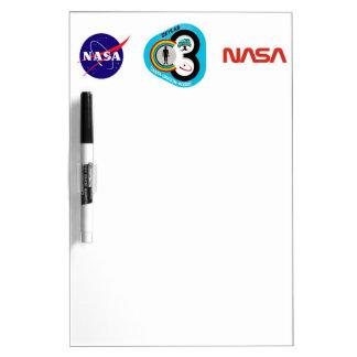Remiendo de la misión de Skylab 3 Pizarras Blancas De Calidad