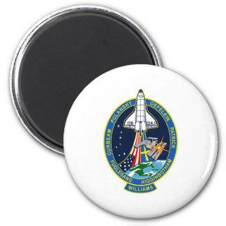 Remiendo de la misión del STS 116 Imán Redondo 5 Cm