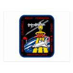 Remiendo de la misión del STS 118 Tarjetas Postales