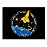 Remiendo de la misión del STS 120 Postales
