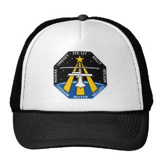 Remiendo de la misión del STS 121 Gorros Bordados