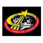 Remiendo de la misión del STS 123 Postales