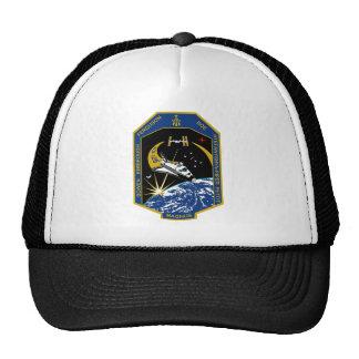 Remiendo de la misión del STS 126 Gorros
