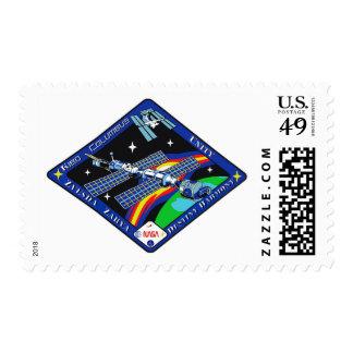Remiendo de la realización del ISS Timbres Postales