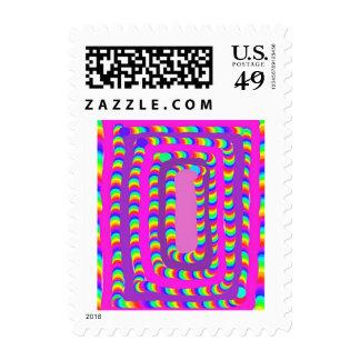 Remiendo de los sellos del caramelo