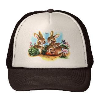 Remiendo del conejito gorra