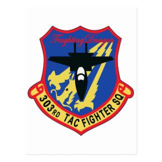 Remiendo del escuadrón de caza de JASDF 303SQ Postales