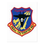 Remiendo del escuadrón de caza de JASDF 303SQ Postal