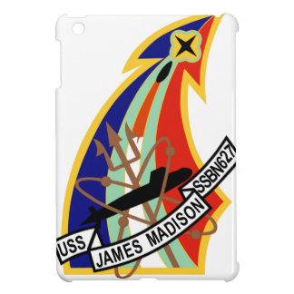 Remiendo del submarino de USS James Madison