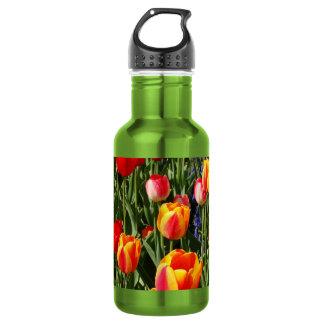 Remiendo del tulipán