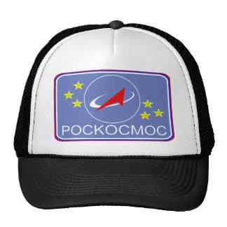 Remiendo del vuelo de Roscosmos Gorras De Camionero