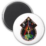 Remiendo del vuelo del STS 129 Imanes