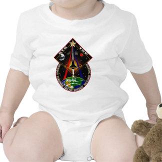 Remiendo del vuelo del STS 129 Trajes De Bebé