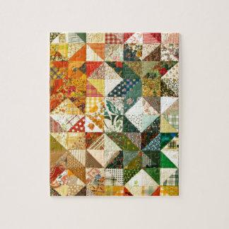 Remiendo hermoso puzzles