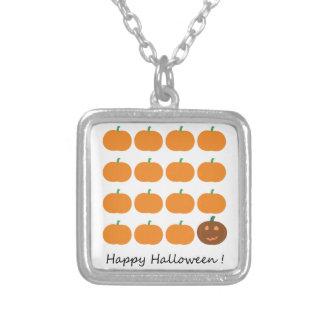 Remiendo lindo de la calabaza del feliz Halloween Grimpola Personalizada