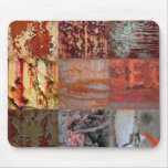 Remiendo oxidado de la calle del arte de Mousepad  Tapetes De Raton