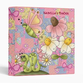 """Remiendo rosado 2 de las flores de mariposa de los carpeta 1"""""""