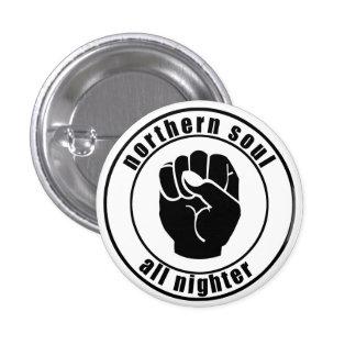 Remiendo septentrional del alma todo el botón de N Pins
