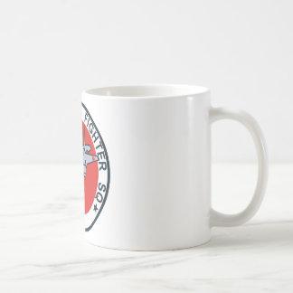 remiendo táctico del combatiente 203SQ Tazas De Café