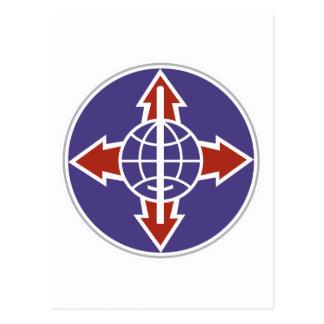 Remiendo total de la agencia de 7 personales postales