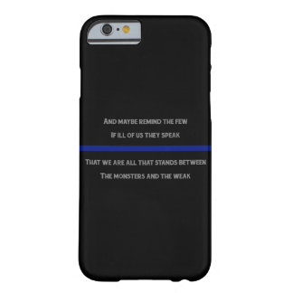 Remind the few... barely there iPhone 6 case