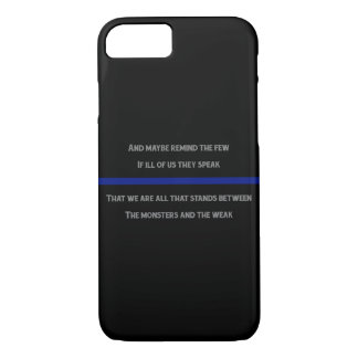 Remind the few... iPhone 7 case
