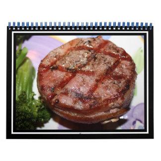 Reminder Calendar - Filet Mignon Calendar