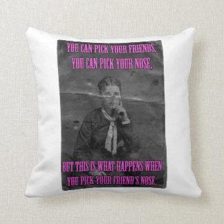 Reminder Pillow