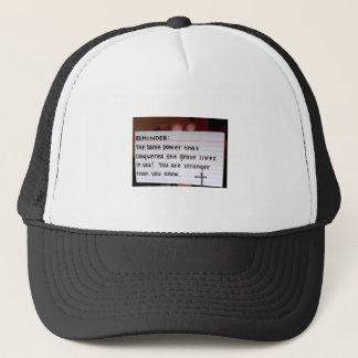 Reminder Trucker Hat