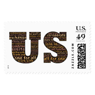 Reminding Us of our part in the USA Postage Stamp