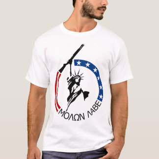 Remington 870 - MOLON LABE T-Shirt