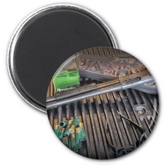 Remington 870 Tactical Shotgun Magnet