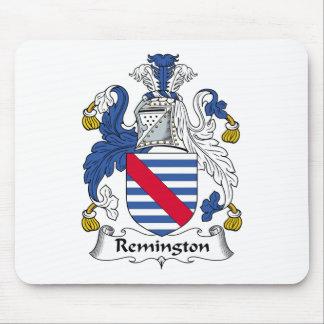 Remington Family Crest Mouse Pad