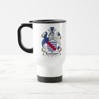 Remington Family Crest Travel Mug