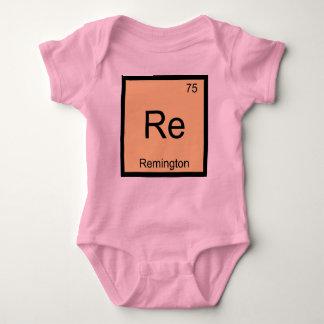 Remington Name Chemistry Element Periodic Table T-shirt