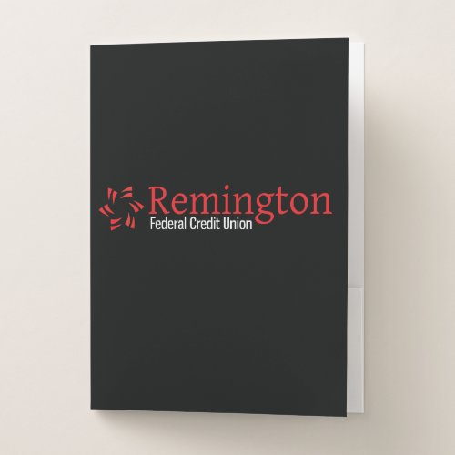 Remington Pocket Folders