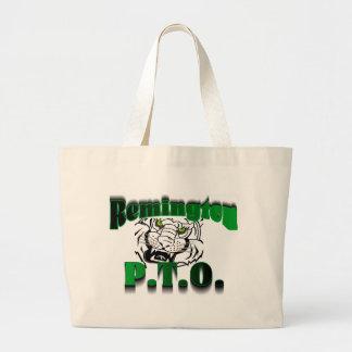 Remington PTO Canvas Bags