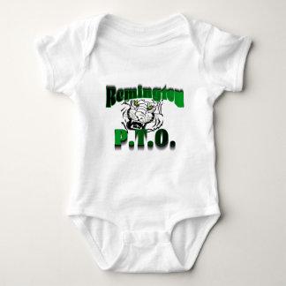 Remington PTO Infant Creeper