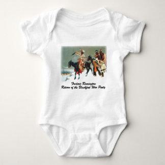 Remington - Return of the Blackfoot War Party Shirt