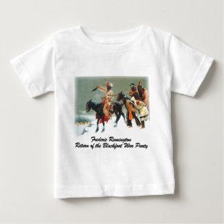 Remington - Return of the Blackfoot War Party Tee Shirt
