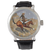 Remington: The Cowboy, American cowboy art Watch